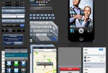 25 Most Wanted GUI PSD Design Kits For IPhone