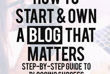 Blog Business Tips & Resources / Resources to give your blog a full 360 boost in business planning, setup, and success.