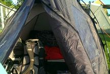 Camping in Whitstable / by Kristin Berry