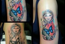 Tattoo's / Tattoo's I have and/or tattoos' I want!!