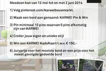 Karwei pin en win Marstyle / Kindvriendelijke tuin