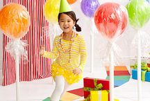 Events: birthday parties / by Lee van Loggerenberg