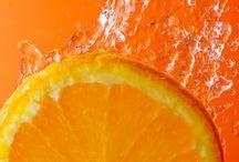All Things Orange  / by Clare Kellett