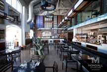ORYX - salt on the table / Our favourite ORYX restaurants and outlets
