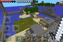 Minecraft Structures / Minecraft Structures - Check out my photos of buildings, towns and much more.