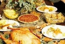 HOLIDAYS - THANKSGIVING / for Thanksgiving recipes please check my other board @ http://www.pinterest.com/images4dana/holidays-thanksgiving-so-we-think-we-can-cook/ / by Rachel Butler
