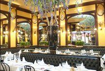 Mes restos à Paris / Des restos sympas, du simple petit resto pour  déjeuner à des restaurants un peu plus classiques.