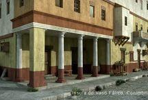Insulas / Roman Insulae
