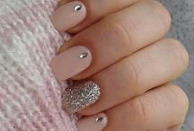 Nail art / A variety of beautiful nails