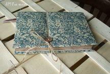 Блокноты ручной работы. / Еще одна моя страсть-создавать блокноты.