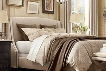 Home :: Bed / bed·room | a room in which to sleep / by The Spirited Hive +