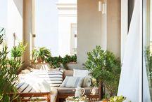 Balkon dekor