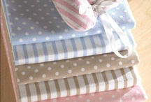 Beautiful fabrics...