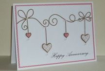 Wedding & Anniversary Notecards / by mary hayes