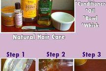 condition hair treatments