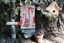 Creare il giardino delle fate riciclando le stecche dei gelati / Creare il giardino delle fate. Idea creativa per riciclare le stecche di legno dei ghiaccioli.  #fate #giardino #riciclo #diy #diycrafts #mycandycountry  Seguimi su: www.mycandycountry.it