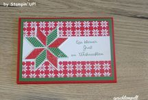Stampin up Holiday 2017
