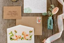 Wedding Invitations / by Marlies Olivier