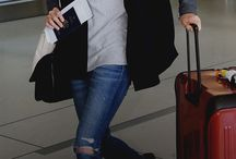 Airport style and travel tips