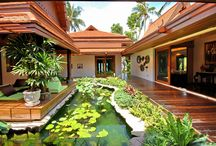 Siam design / Thai and Asian inspired building, landscape design and sculpture
