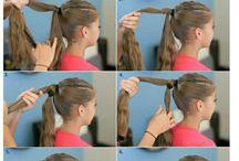 účesy - hair
