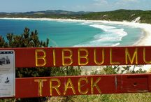 Bibbulmun Track / The Bibbulmun Track is Western Australia's longest hiking trail. It's almost 1000kms in length, stretching from the Perth Hills to Albany in the south.
