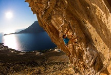 The North Face® Kalymnos Climbing Festival / KALYMNOS IS RENOWNED TO BE ONE OF THE BEST CLIMBING DESTINATIONS OUT THERE: INCREDIBLE ROUTES ON LIMESTONE, AMAZING SEA VIEWS PLUS GUARANTEED SUNSHINE! STARTING THIS YEAR, THE NORTH FACE® WILL HOST THIS UNIQUE FESTIVAL FOR CLIMBERS OF ALL LEVELS WHO WILL GET THE OPPORTUNITY TO HANG OUT WITH SOME OF THE WORLD'S BEST ATHLETES.