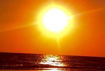 Sunsets / Sun