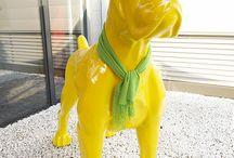 Althom / A découvrir au Show Room Déco ...  Althom ...Statue de chien, Cheval,Vache grandeur nature ... Spécialisés dans les décorations de TOUTES TAILLES, un choix très large de modèles, en résine et fibre de verre, plus de 3000 références, qui permettent de répondre à toute sorte de projets de professionnels de la décoration et de l'événementiel....