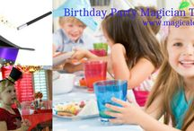 Birthday Party Magician Toronto / If you are organizing a birthday party for your child and want to make it a special day for your child then book our professional magician Cory Clarke. Contact with us right now for Birthday party magician in Toronto.