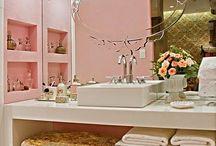 Banheiros Menina Luxo