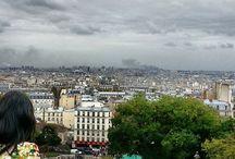 Parisian Scenes