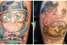 Trailer Park Boys Tattoos / Devoted fan tributes to Trailer Park Boys - in ink!