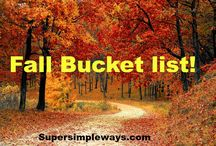 Fall / Everything Related to Fall!Fall Decor, How To, Wreaths, Kids Fall Activities, Fall Bucketlist!
