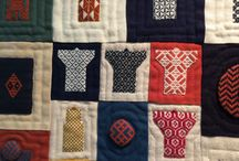 Quilts and textiles