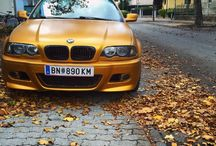 DIPON® KandyDip® Pure Gold Alloy / BMW E46 in Pure Gold Alloy