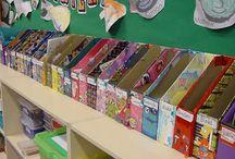 Organizace / nápady pro učitele, výzdoba třídy, ...