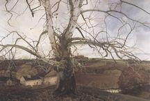 Andrew Wyeth / Selección de algunas de sus obras