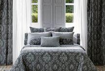 Ropa de cama / Productos textiles para la cama.