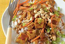 I don't hate tofu / by Kellen Cox