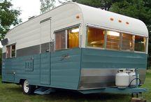 Vintage camper paint jobs