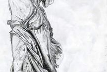 Mes dessins-Mis dibujos / What I draw <3