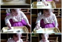 12 month old activities / by Nicole Newton