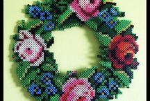 beautifull perler beads pics