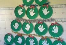 manualidades de navidad para preescolar