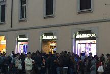 Atalanta Store - Bergamo / Inaugurazione del nuovo store dell'Atalanta Calcio nel cuore della loro città, Bergamo. // Opening of the new Atalanta store in Bergamo, their home town.  http://bit.ly/2dF7qto