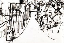 Hans Hofmann Early Drawings / 1 November - 11 January 2013