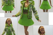 Barbie en andere poppenkleding