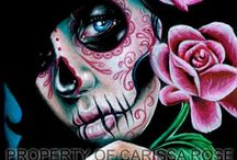 DAY OF THE DEAD / by Carissa Rose