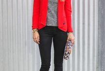 Red Jacket (vestir) / Mary Kay - Inspiração consultoras RED JACKET